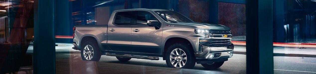 2019 Chevrolet Silverado 1500 Financing near Lansing, MI