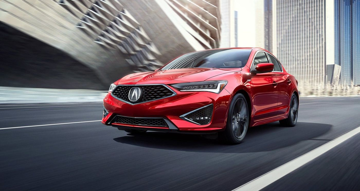 2019 Acura ILX Leasing near Arlington, VA