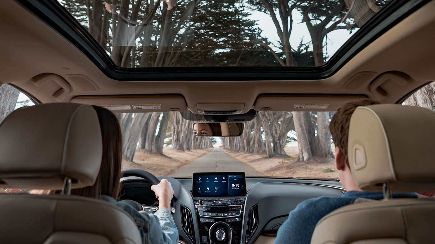 Safety Surrounds You in the 2019 Acura RDX