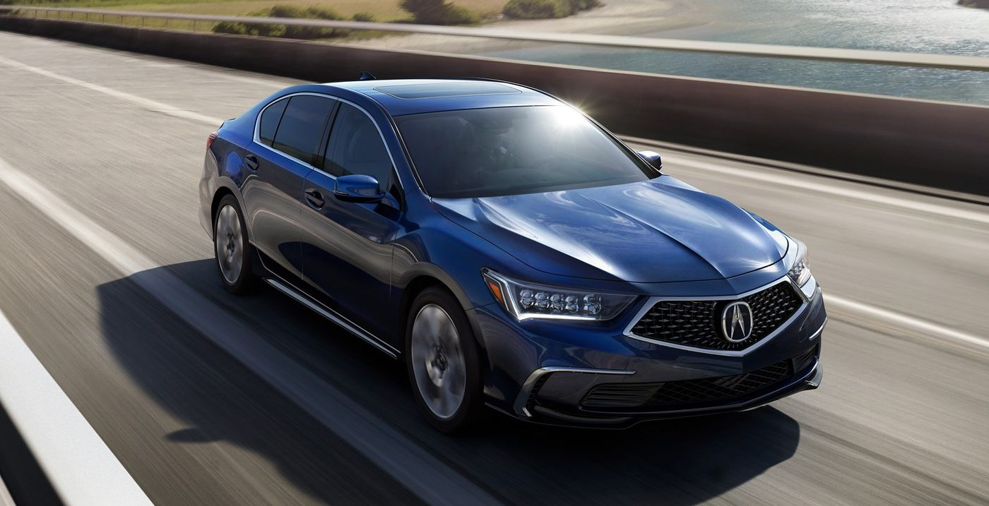 2019 Acura RLX Leasing near Arlington, VA