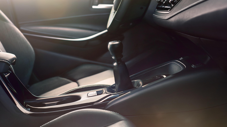2019 Toyota Corolla Hatchback Gear Shifter