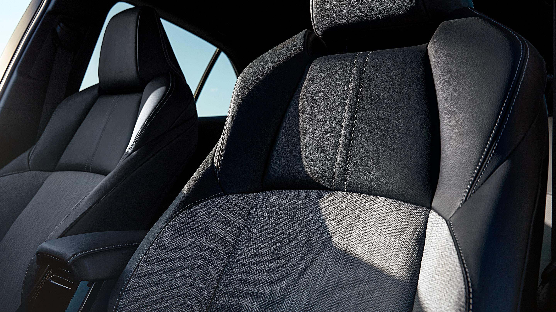 2019 Toyota Corolla Hatchback Seating