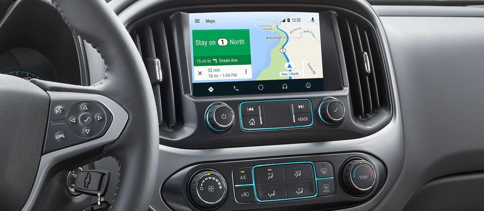 2019 Chevrolet Colorado Touchscreen