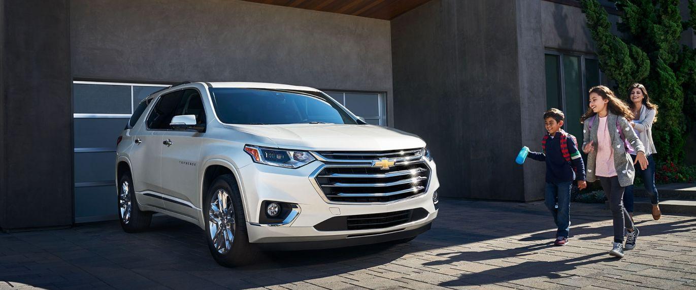 Chevrolet Traverse a la venta cerca de Oceanside, CA
