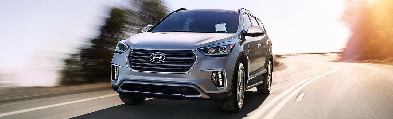 2019 Hyundai Santa Fe XL Leasing near Alexandria, VA