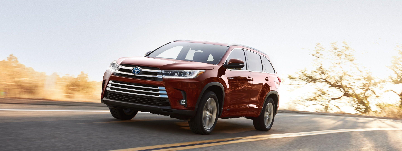 2019 Toyota Highlander Leasing near Columbia, MO