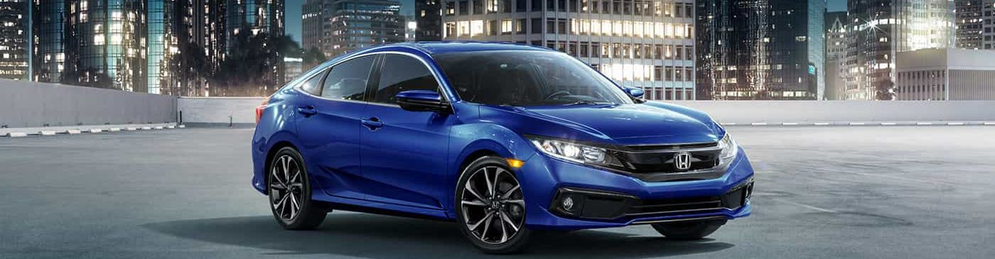 2019 Honda Civic Leasing near Manassas, VA