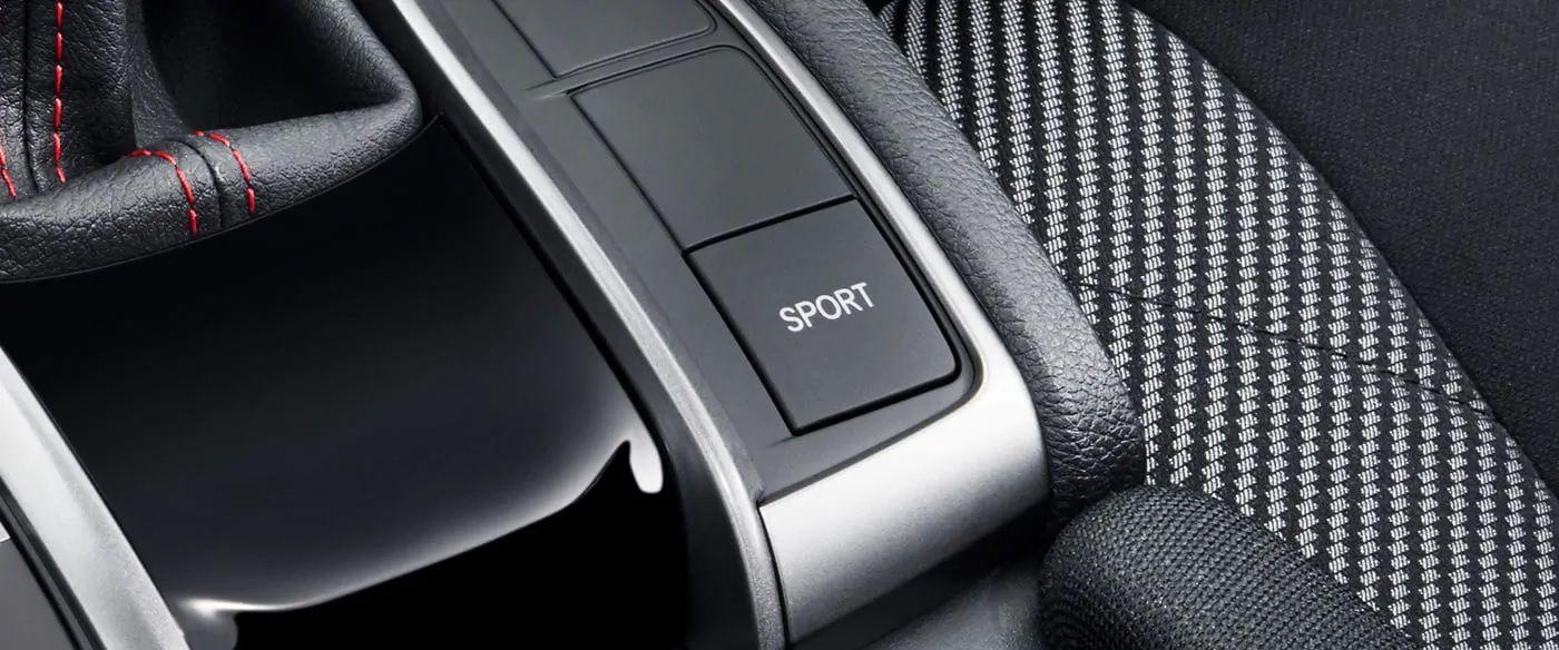 2019 Honda Civic Sport Mode