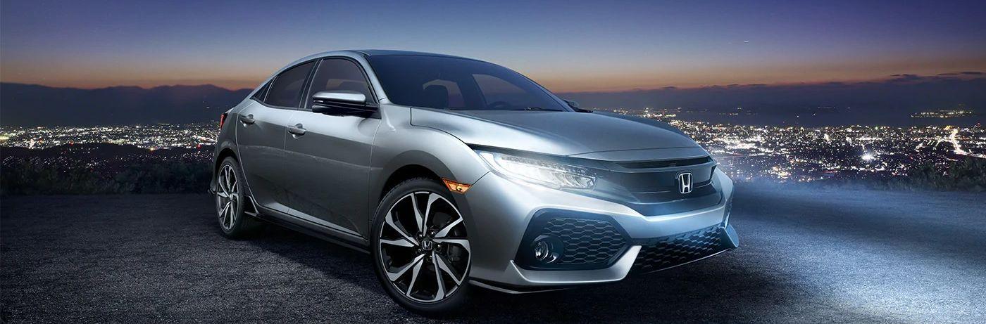 2019 Honda Civic Hatchback Leasing near Fairfax, VA