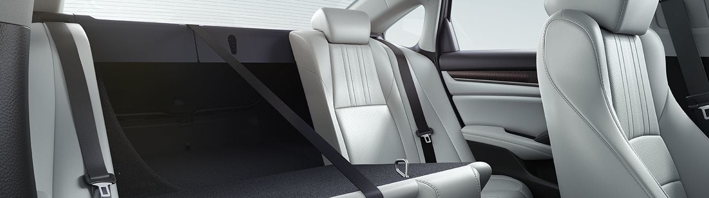 2019 Honda Accord Storage Space