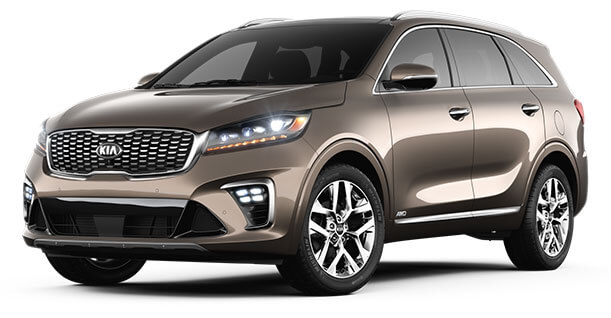 2019 Kia Sorento for sale in Edmonton, AB