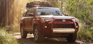2019 Toyota 4Runner Trim Comparison