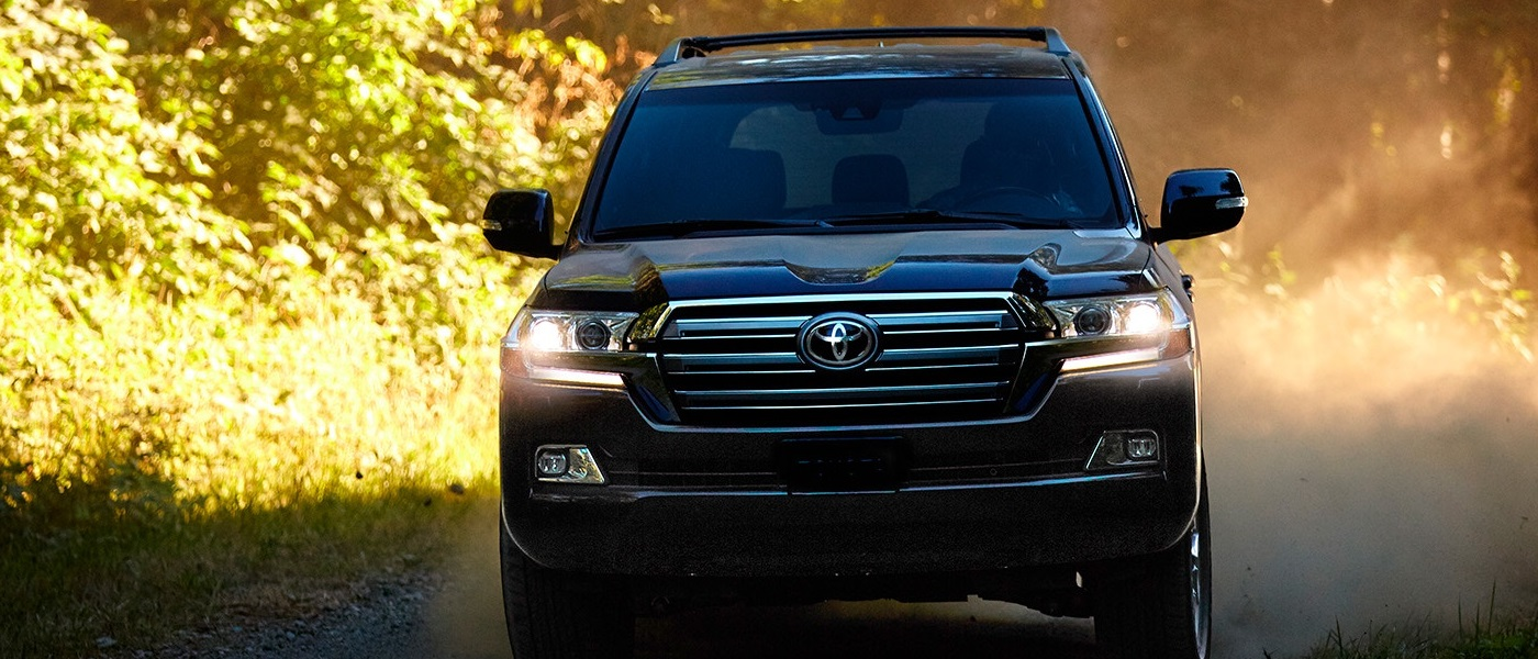 2019 Toyota Land Cruiser vs 2019 Ford Expedition near Oxford, PA