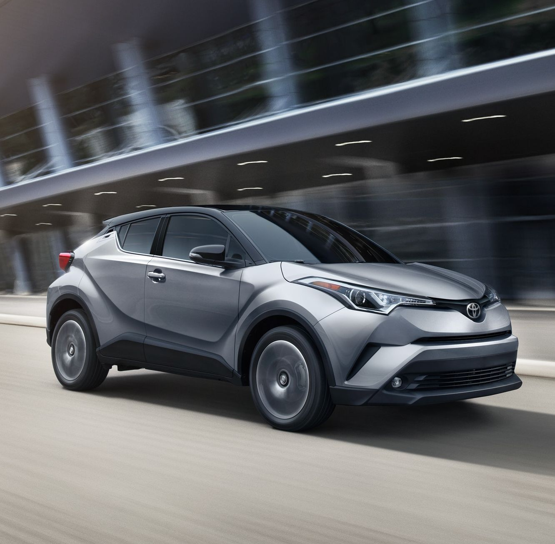 2019 Toyota C-HR Leasing near San Jose, CA