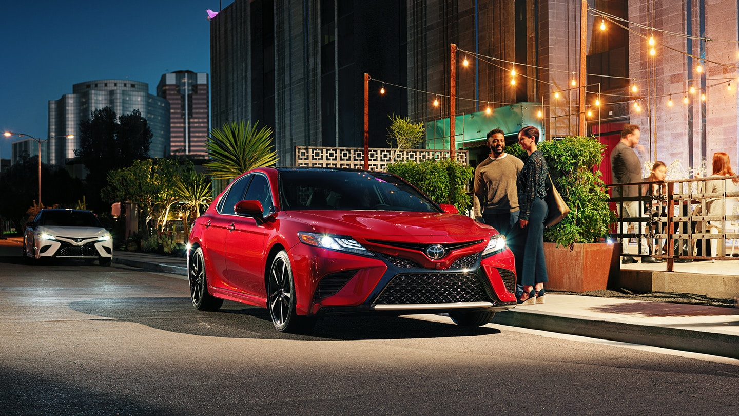 2019 Toyota Camry vs 2019 Subaru Legacy in New Castle, DE