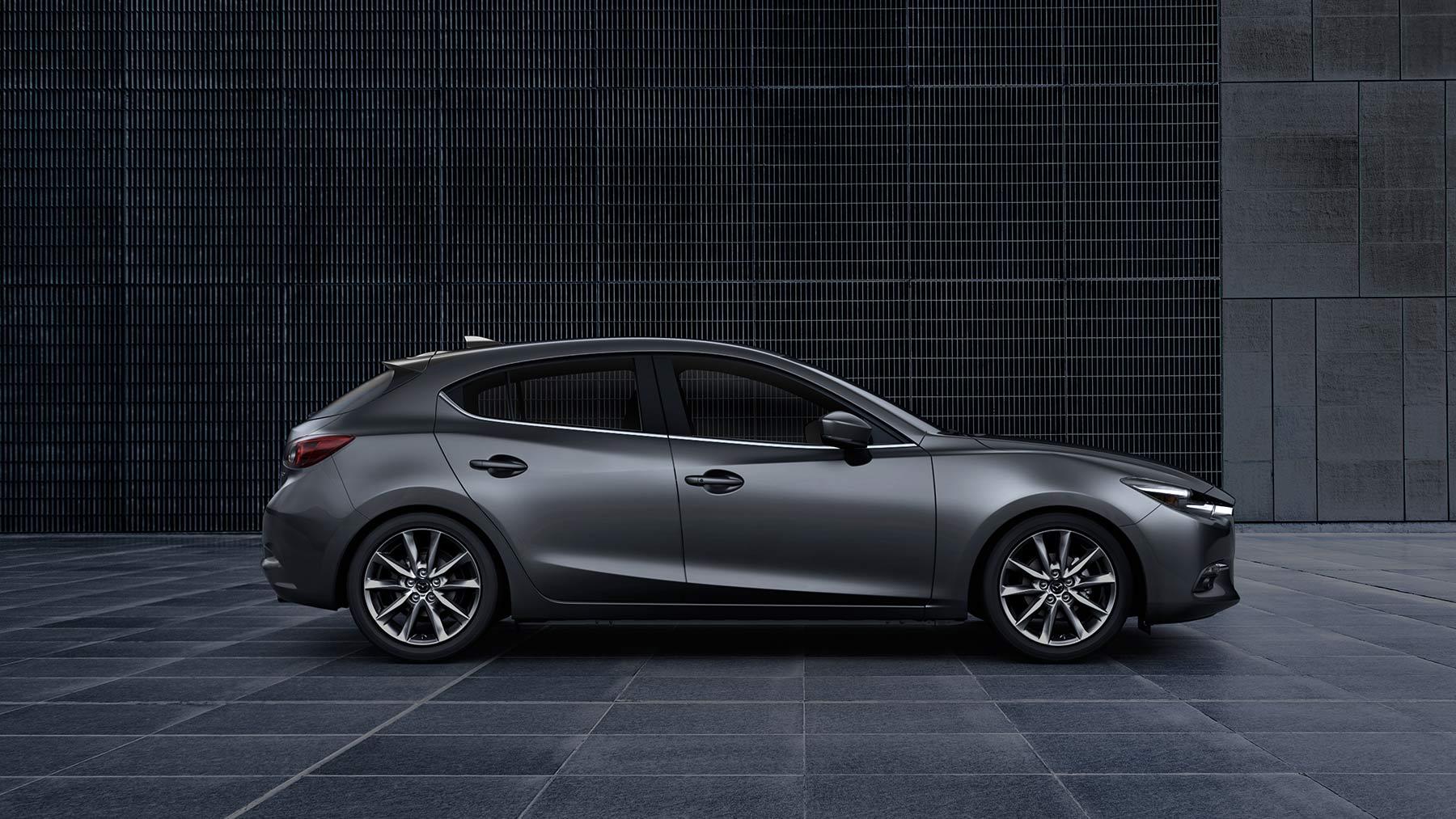 Test Drive a Mazda!