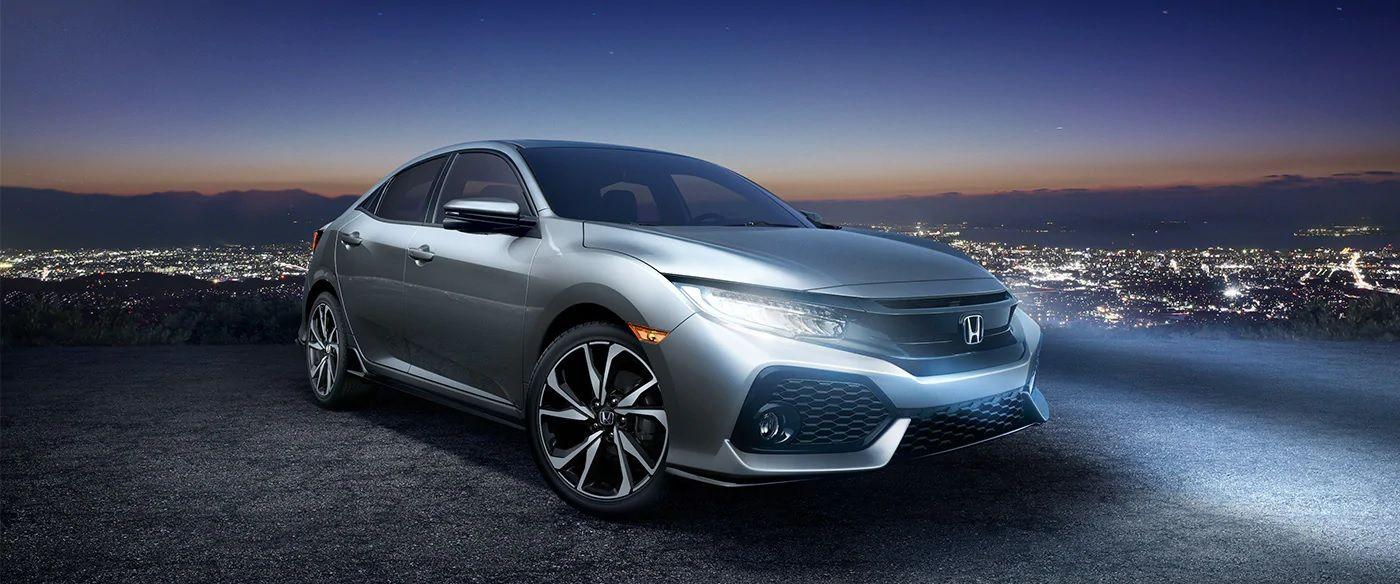 2019 Honda Civic Hatchback Leasing near Sterling, VA