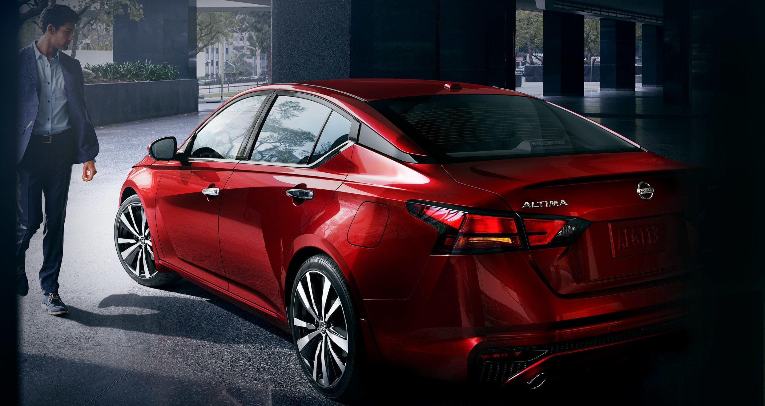 2019 Nissan Altima Leasing near Burbank, IL