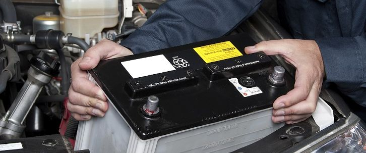 Battery Check Service near College Park, MD