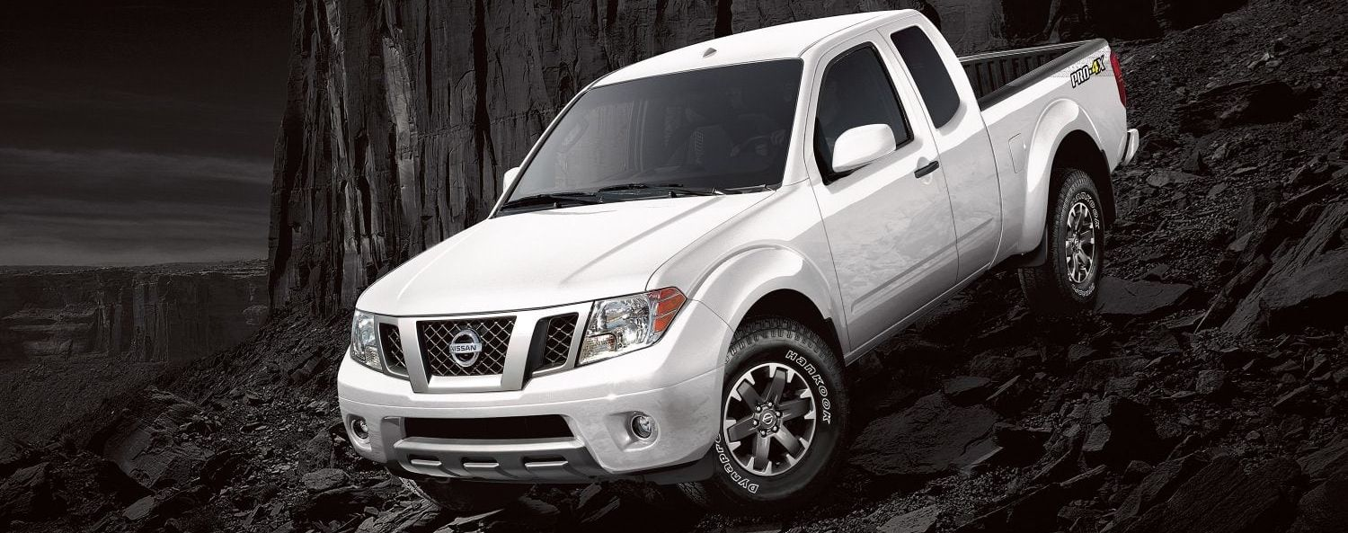 2019 Nissan Frontier Leasing near Woodbridge, VA