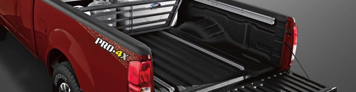 2019 Nissan Frontier Truckbed