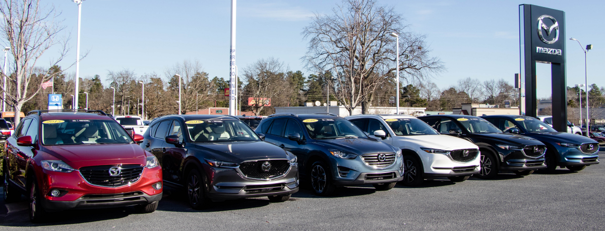 Martinez Ga Certified Pre Owned Mazda Models Serving