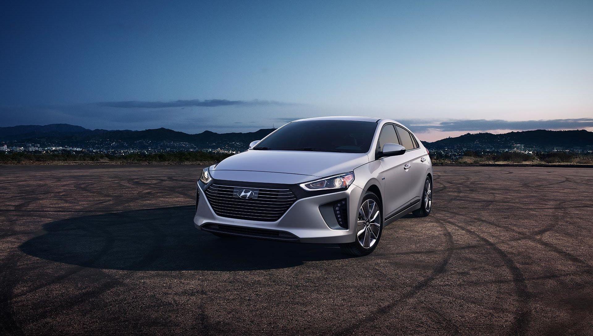 2019 Hyundai Ioniq Hybrid Leasing near Laurel, MD