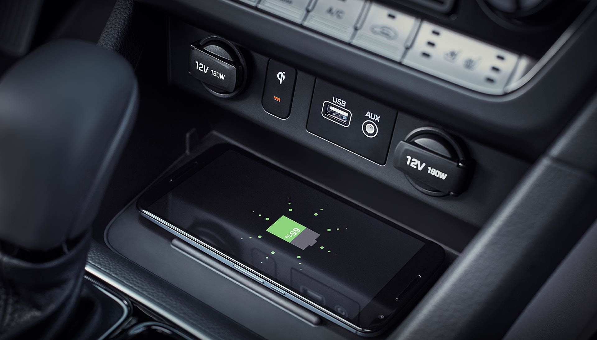 Wireless Charging in the 2019 Sonata!
