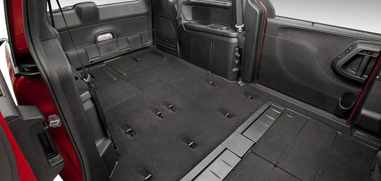 Huge Cargo Capacity in the 2019 Dodge Grand Caravan
