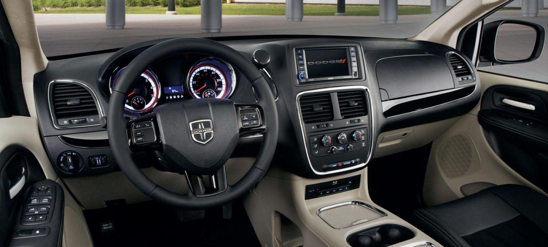 2019 Dodge Grand Caravan Dashboard