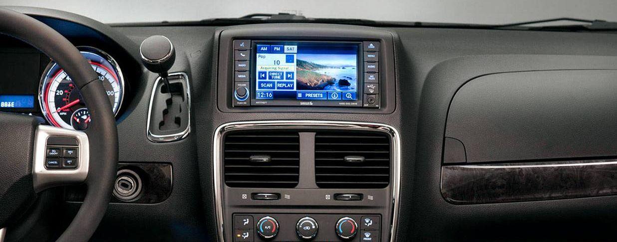 2019 Dodge Grand Caravan Interior