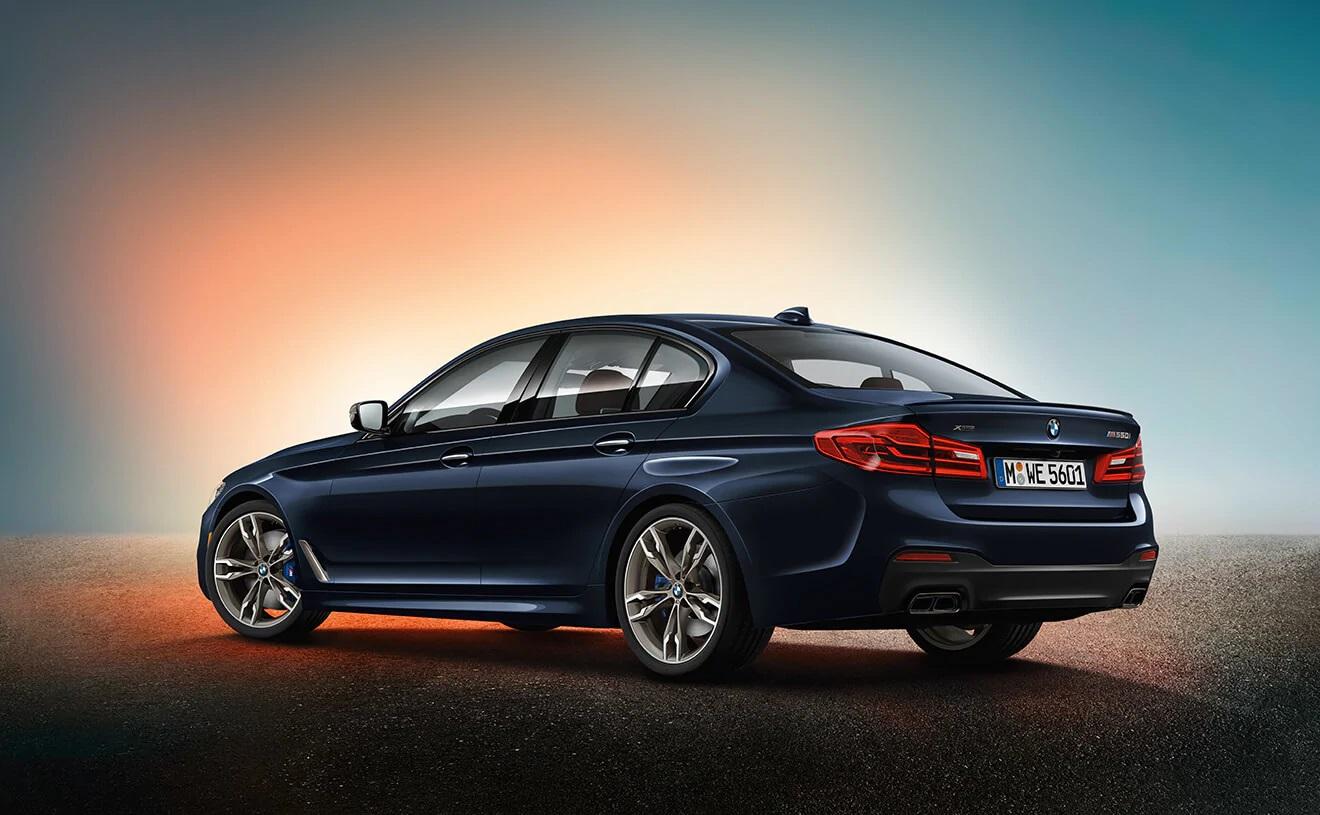New 2019 BMW 5 Series 540i Sport
