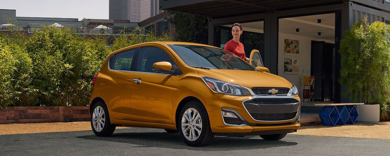 2019 Chevrolet Spark Leasing near Fairfax, VA
