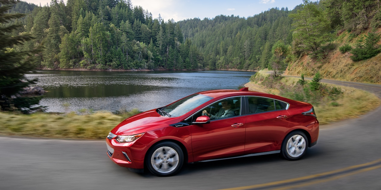 2019 Chevrolet Volt Leasing near Fairfax, VA