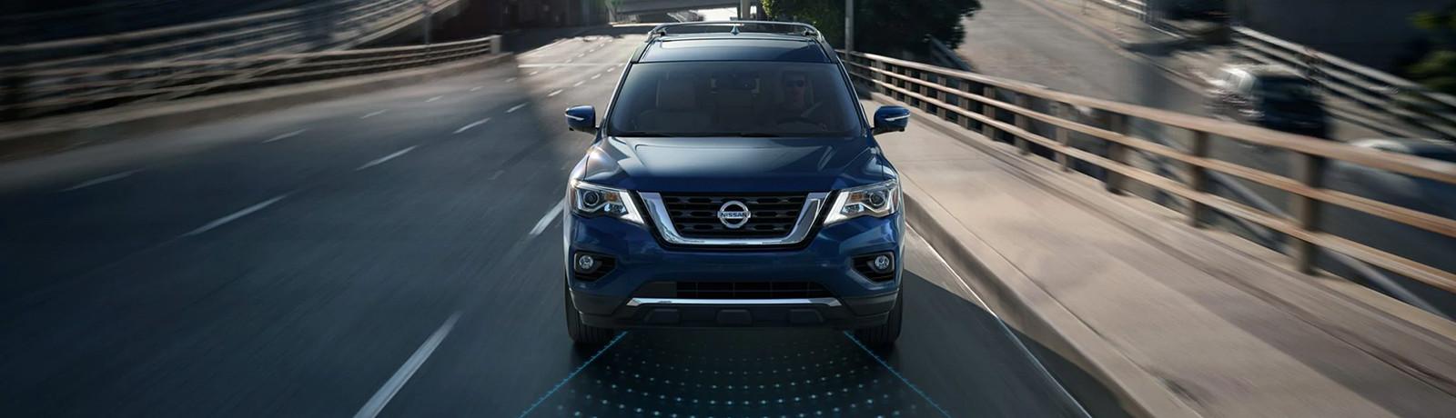 2019 Nissan Pathfinder | Preston Nissan, Nissan Dover DE Home
