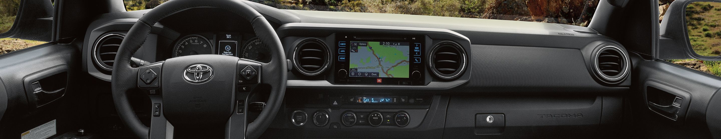 2019 Toyota Tacoma Center Console