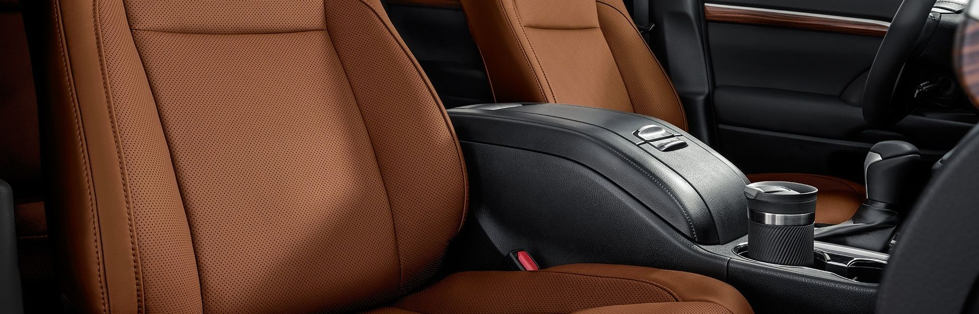 2019 Toyota Highlander's Luxurious Interior
