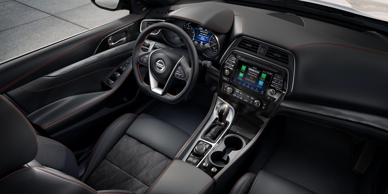 2019 Nissan Maxima Updates Near Franklin Ma Milford Nissan