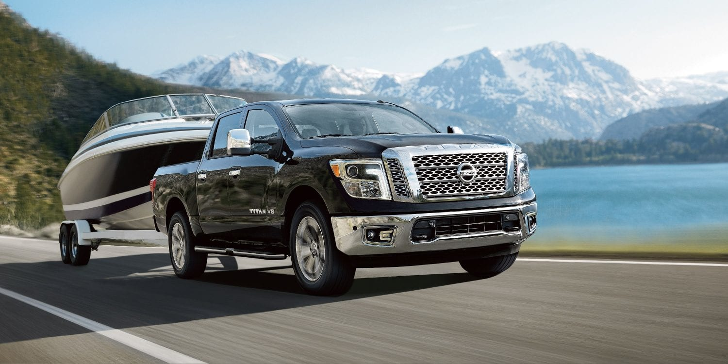 2019 Rocky Ridge Edition Nissan Titan for Sale in Milford, MA