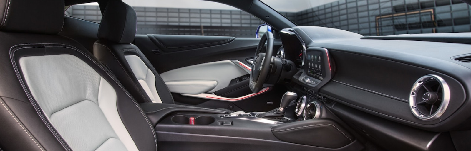 Seating in the 2019 Camaro