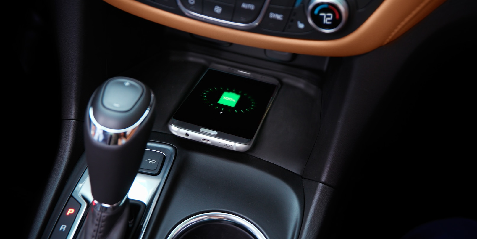 Wireless Charging in the 2019 Equinox