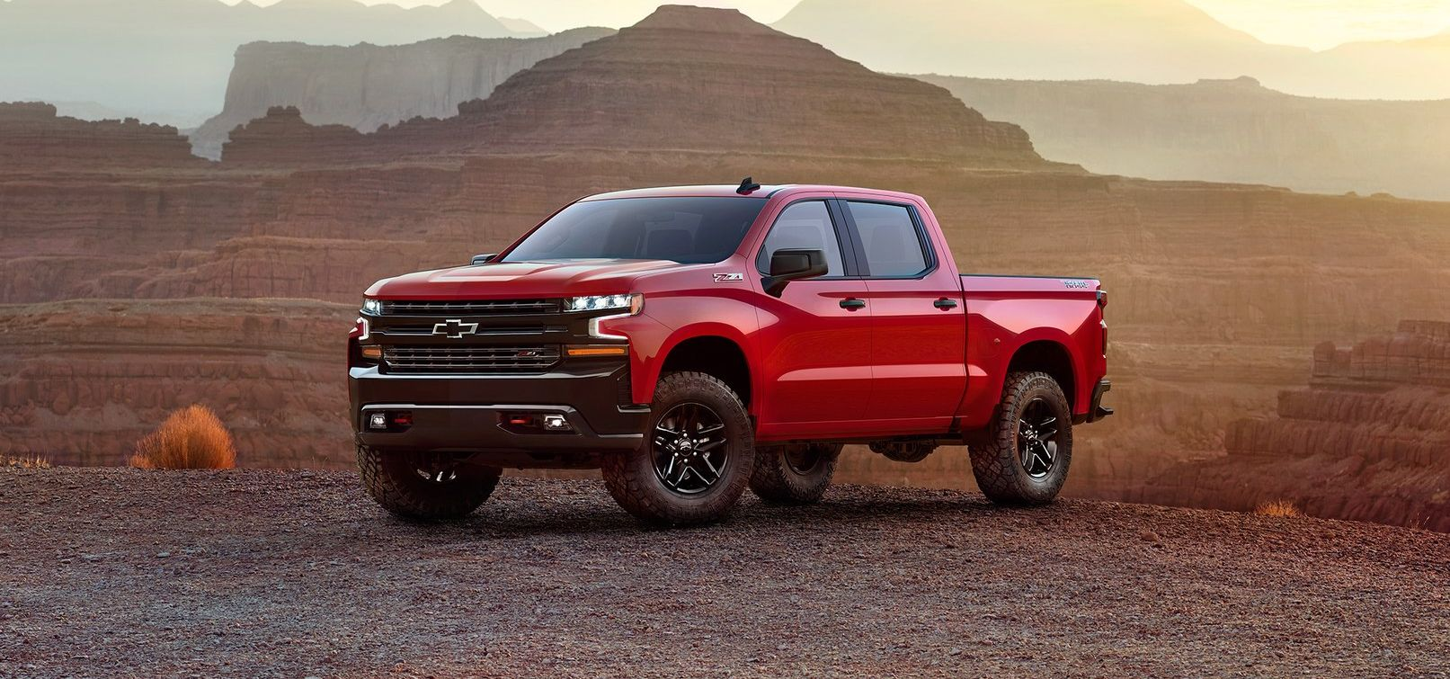 2019 Chevrolet Silverado 1500 vs 2019 Ford F-150 near San Diego, CA