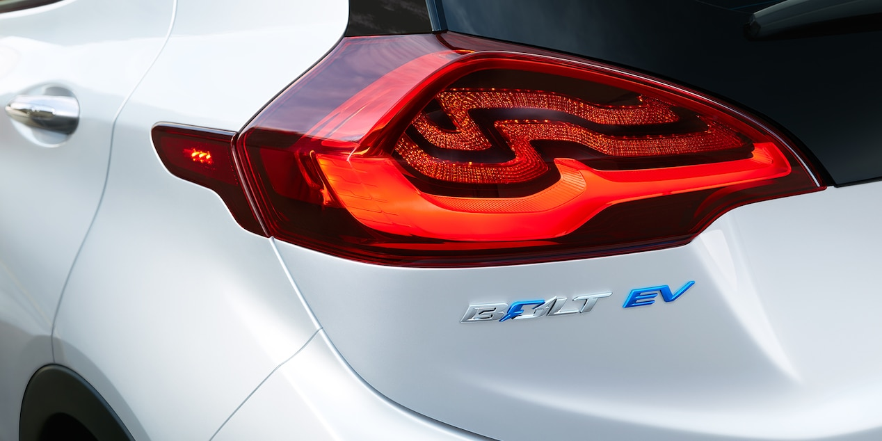 Striking Exterior of the Chevrolet Bolt EV