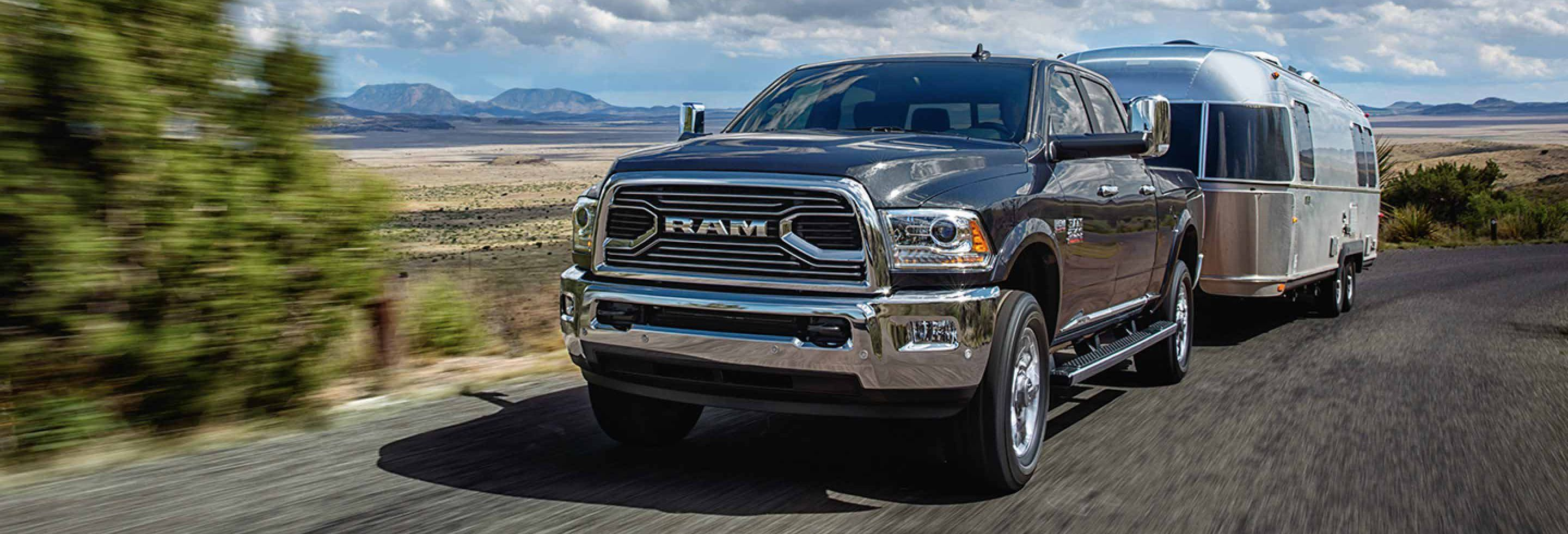2018 Ram 2500 Financing near Oklahoma City, OK