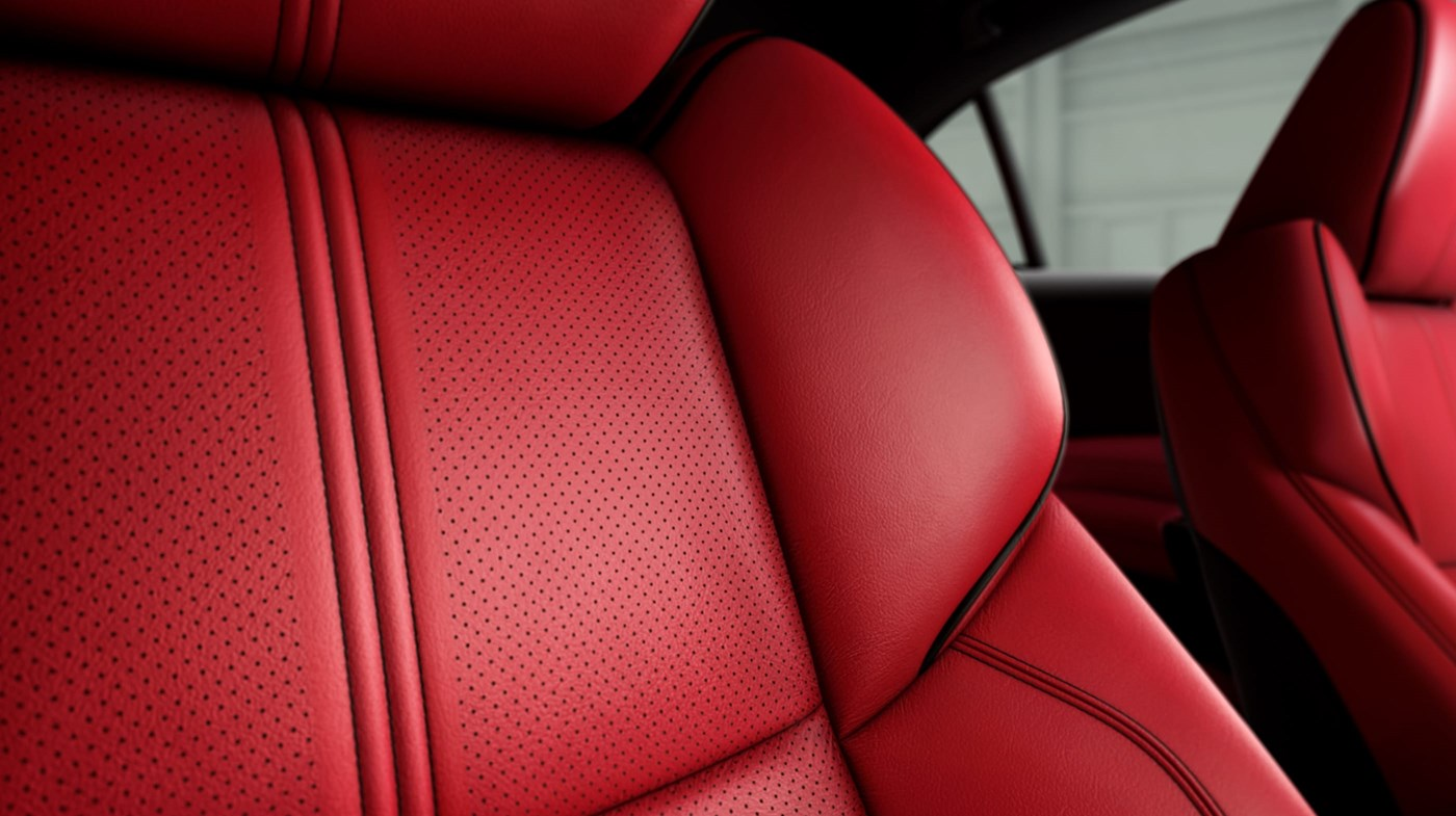 2019 Acura TLX's Sporty Detailing