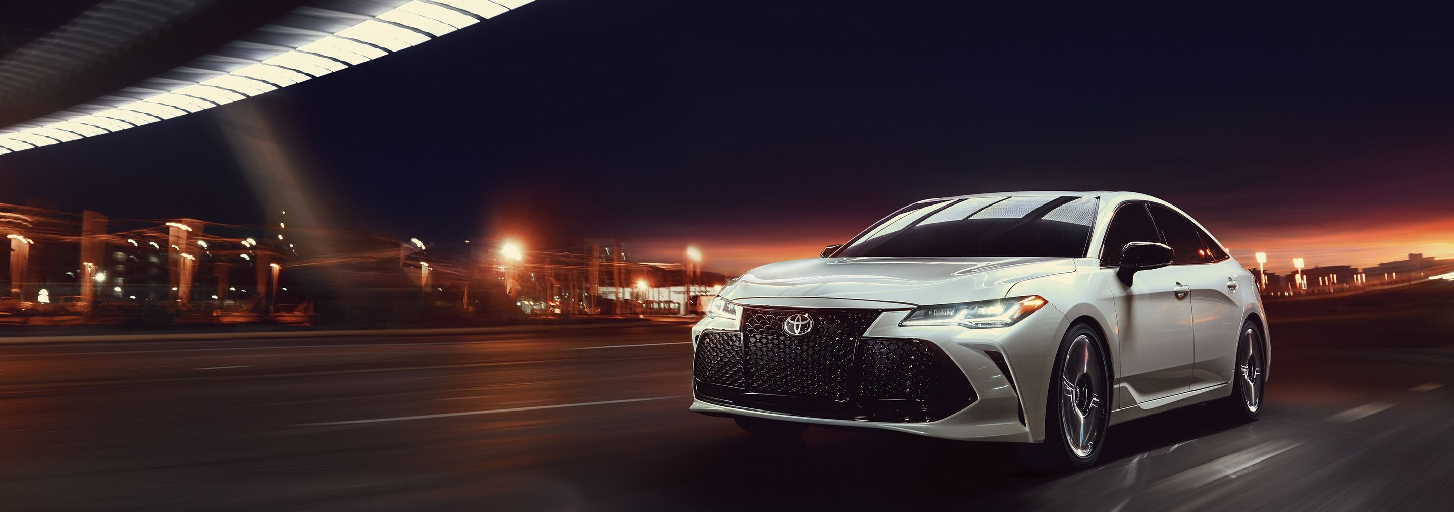 New 2019 Toyota Avalon Fwd Xse Sedan