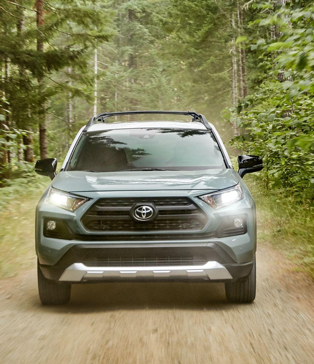 2019 Toyota Rav4: 2019 Toyota RAV4 Leasing Near Cedar Rapids, IA