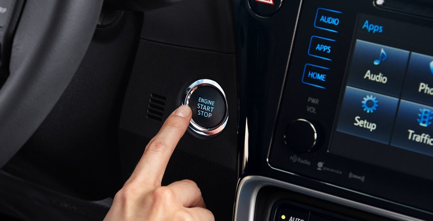 What To Do When Your Toyota Smart Key Dies | Near Pasadena ^