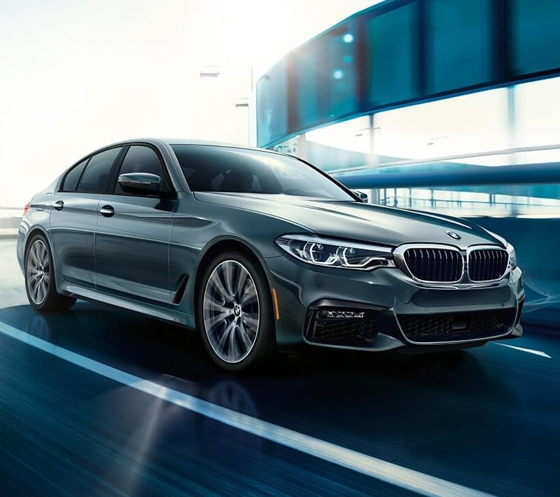 2019 BMW 5 Series Leasing near Dallas, TX