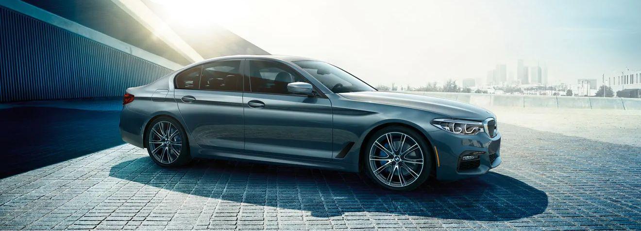 2019 BMW 5 Series Financing near Dallas, TX